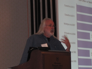 Ronnie Dietrich speaks on evidence based practices